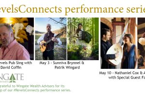 #RevelsConnects presents Sunniva Brynnel and Patrik Wingard on Facebook Live