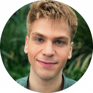 Headshot of Michael John Ciszewski