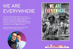 We Are Everywhere: Celebrating Pride