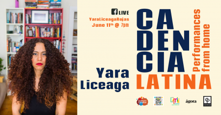 Yara Liceaga and #CadenciaLatina