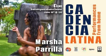 Marsha Parrilla and #CadenciaLatina