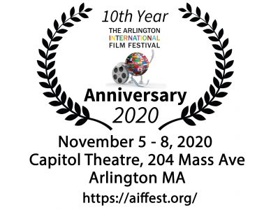 POSTER CONTEST launches the 10th anniversary of the ARLINGTON INTERNATIONAL FILM FESTIVAL