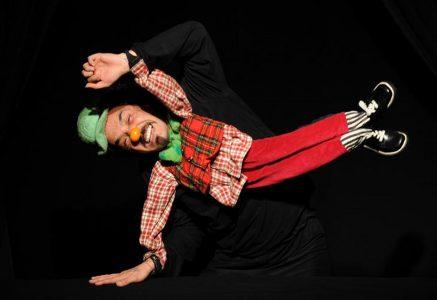 The Puppet Showplace Slam - Live Virtual Extravaganza!