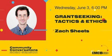 Community Conversations - Grantseeking: Tactics &a...