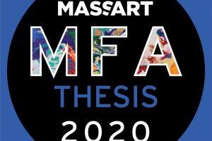 MFA Thesis Show Artist Talks