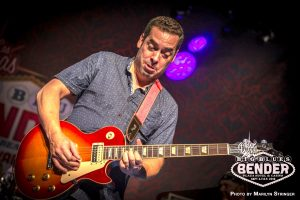 Albert Castiglia - World Renowned Blues Rock Guitarist