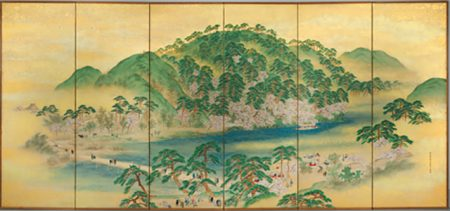 "VIRTUAL TOUR: ""Painting Edo: Japanese Art from the Feinberg Collection"""