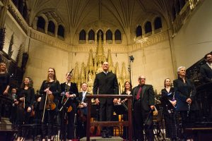Emmanuel Music: Bach and Harbison Live Interactive Video Conversation