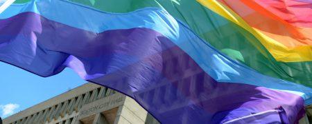 Boston Pride: 2020 Flag Raising Ceremony