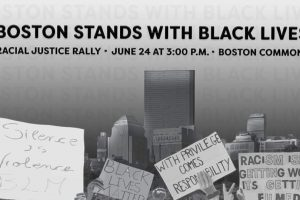 Boston Stands With Black Lives