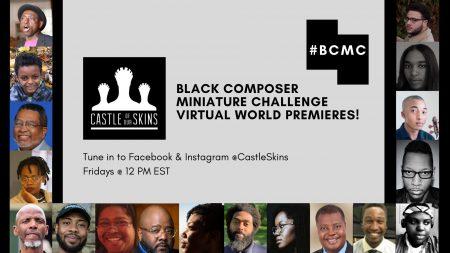 Black Composer Miniature Challenge Virtual World P...