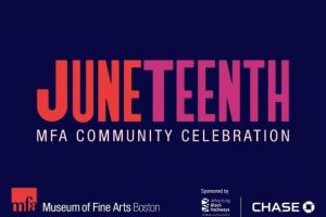 Juneteenth at the MFA