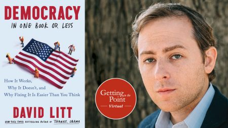 Getting to the Point on Democracy with David Litt