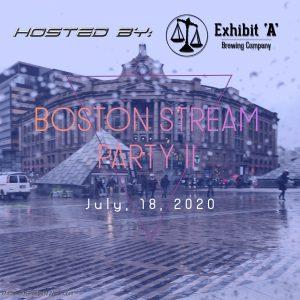 Boston Stream Party