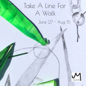 Take A Line For A Walk: an online exhibition