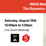 WDtS Mattapan: The Dynamics of Dialogue - Remote!