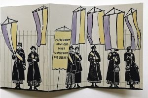 Curator's Choice: (Anti)SUFFRAGE