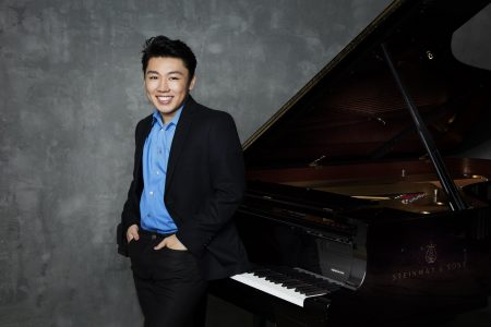 Concert View Virtual Series: George Li, piano