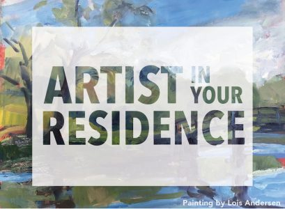 Artist In Your Residence