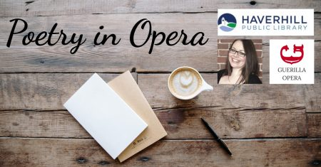 Poetry in Opera