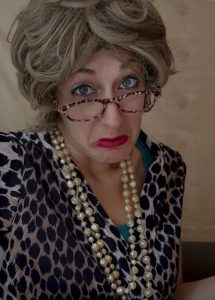 Edith Vs. Quarantine: 89 & One Tough Cookie