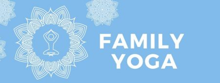 Saturday Family Yoga