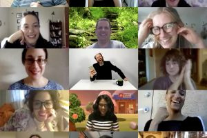 FringePVD presents #txtshow (on the internet)