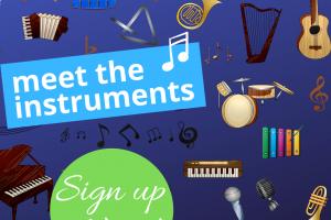 Brookline Music School: Meet the Instruments