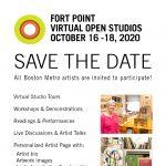 Fort Point Virtual Open Studios
