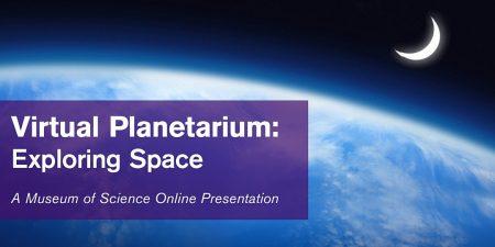 Virtual Planetarium: Exploring Space