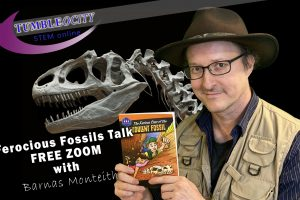 Ferocious Fossils - Dinosaurs Then & Now