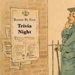 Boston By Foot Trivia Night