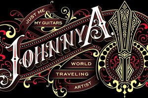 Johnny A - Just Me and My Guitars