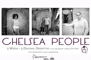 Apollinaire in the Park 2020 (Online Edition): Chelsea People