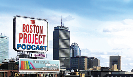 The Boston Project Podcast: The Usual Unusual