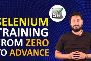 Selenium Training