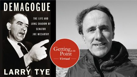 Getting to the Point with Larry Tye