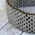 Design A Bracelet Using Peyote Stitch
