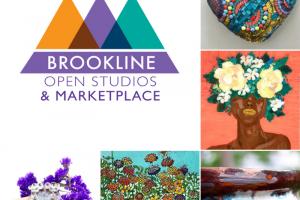 Brookline Open Studios & Marketplace