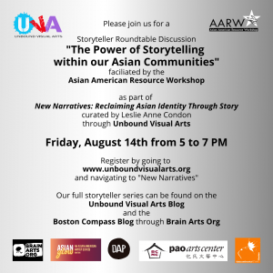 """The Power of Storytelling within our Asian Commun..."