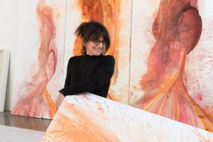 Artist Q&A with Penny Siopis