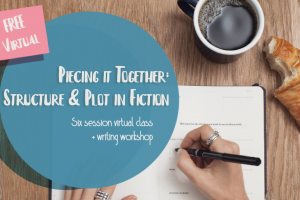 Piecing it Together: Structure and Plot in Fiction