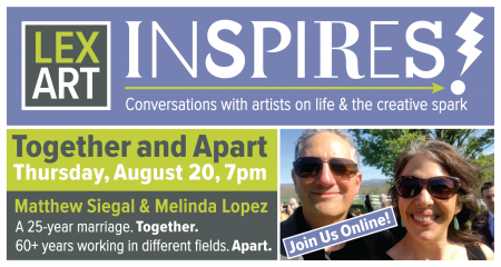 LexArt Inspires: Together and Apart
