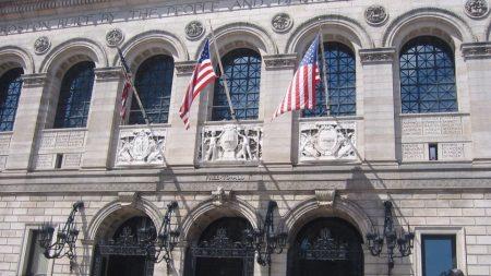 A Virtual Tour of the Boston Public Library
