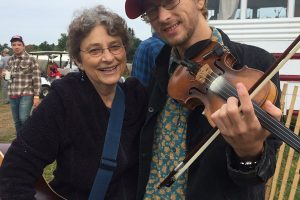 Ruth Rappaport and Ben Wetherbee