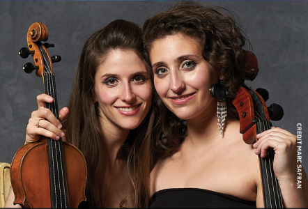 Virtual Concert: The Tabby Sister Duo