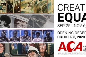Created Equal Virtual Opening Reception
