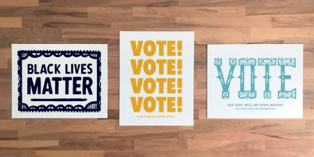 Get Out The Vote With Artisan's Asylum: A Poster Making Event