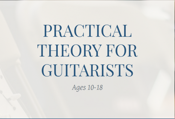 Practical Theory for Guitarists - Level I