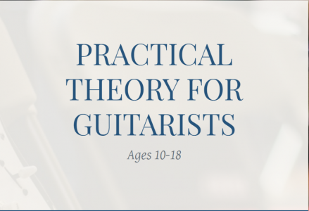 Brookline Music School Practical Theory for Guitar...